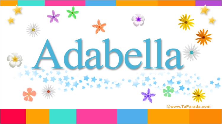 Adabella, imagen de Adabella