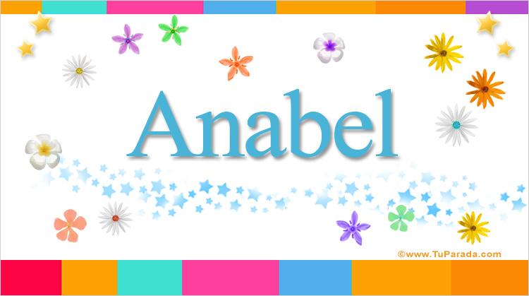 Anabel, imagen de Anabel