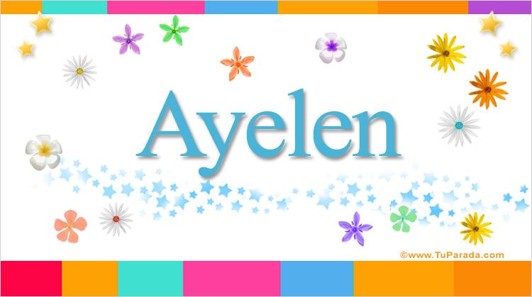 Ayelen, imagen de Ayelen