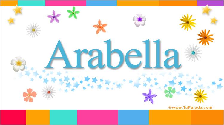 Arabella, imagen de Arabella