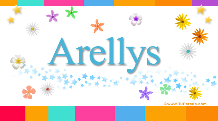 Arellys, imagen de Arellys