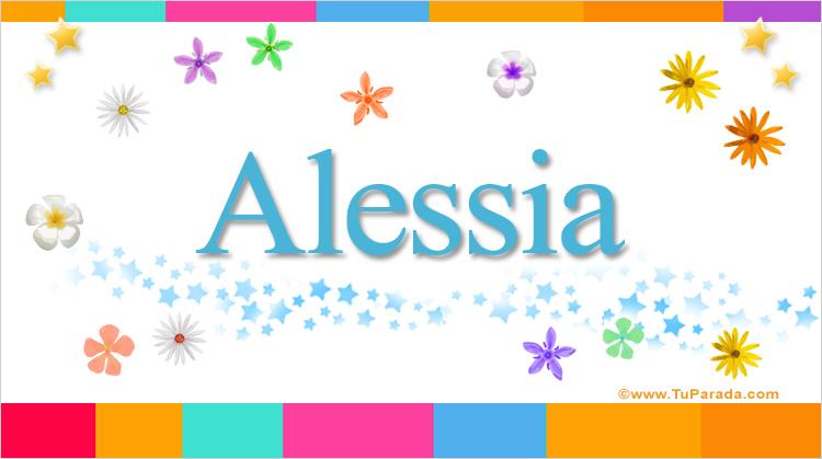 Alessia, imagen de Alessia