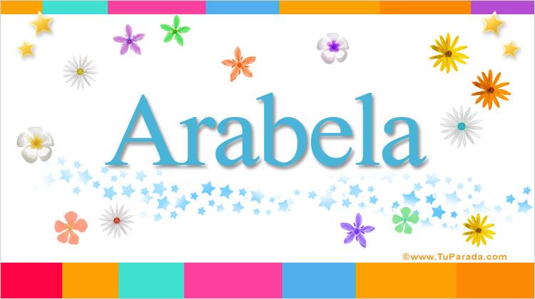 Arabela, imagen de Arabela