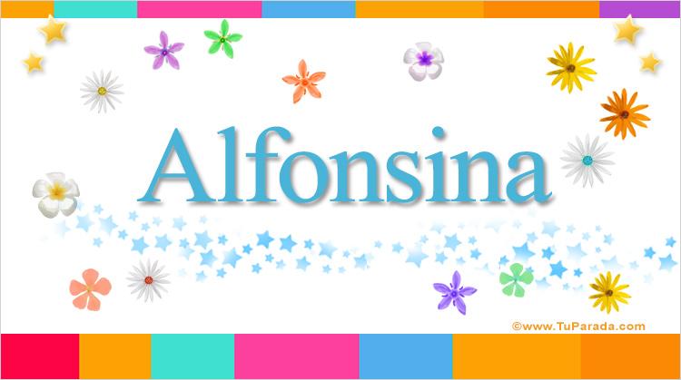 Alfonsina, imagen de Alfonsina
