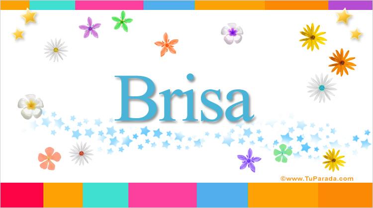 Brisa, imagen de Brisa