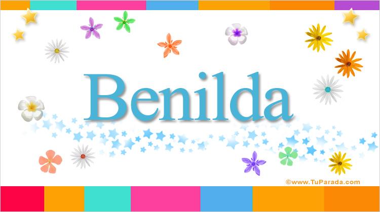 Benilda, imagen de Benilda