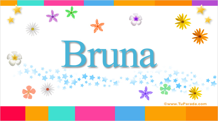 Bruna, imagen de Bruna