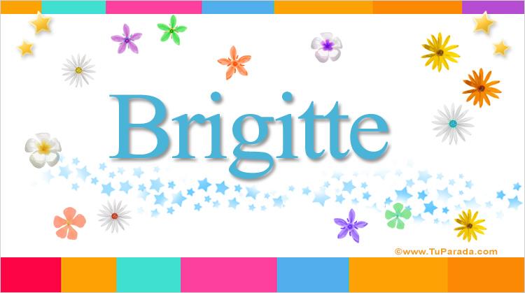 Brigitte, imagen de Brigitte