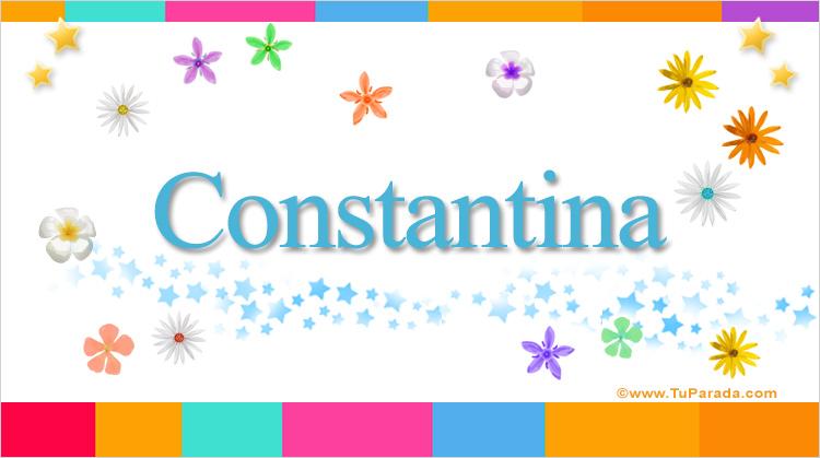 Constantina, imagen de Constantina