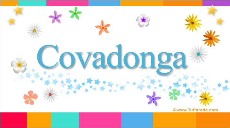 Covadonga, imagen de Covadonga
