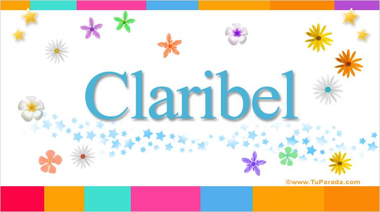 Claribel, imagen de Claribel