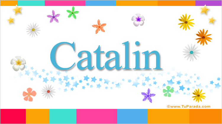 Catalin, imagen de Catalin