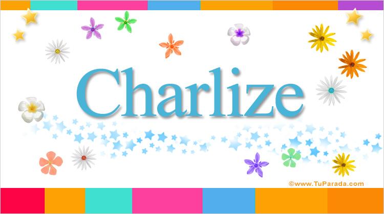 Charlize, imagen de Charlize