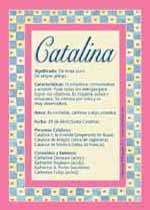 Nombre Catalina