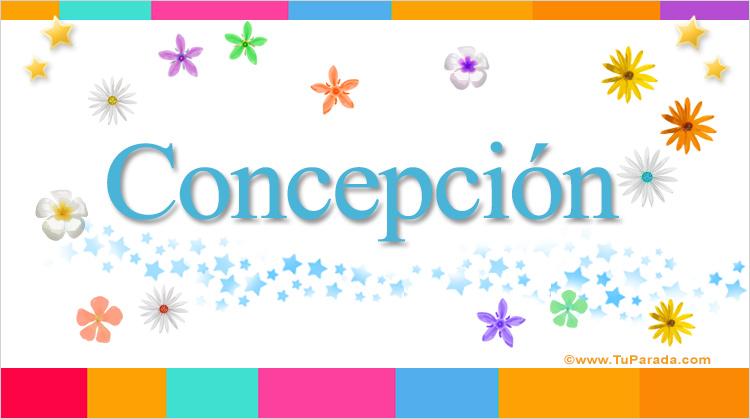 Concepción, imagen de Concepción