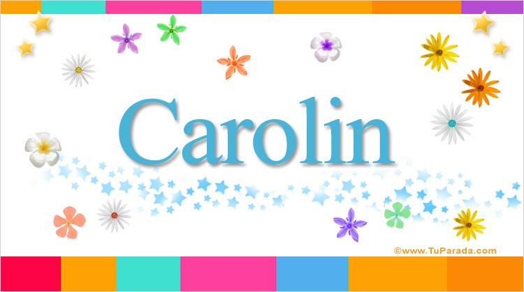 Carolin, imagen de Carolin