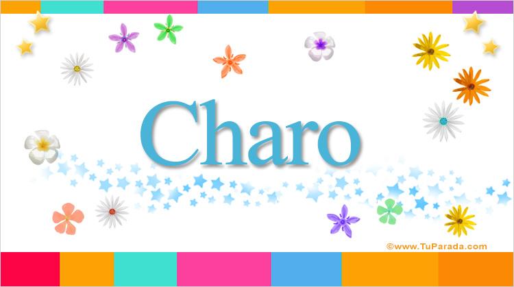 Charo, imagen de Charo
