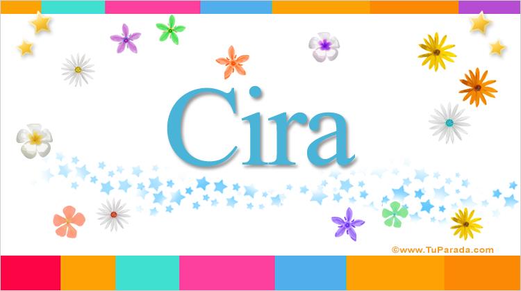 Cira, imagen de Cira