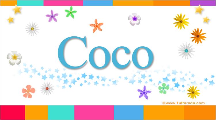 Coco, imagen de Coco