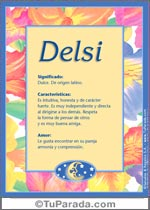 Delsi