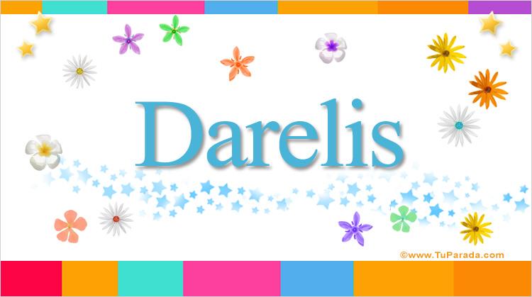 Darelis, imagen de Darelis