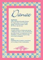 Nombre Danae