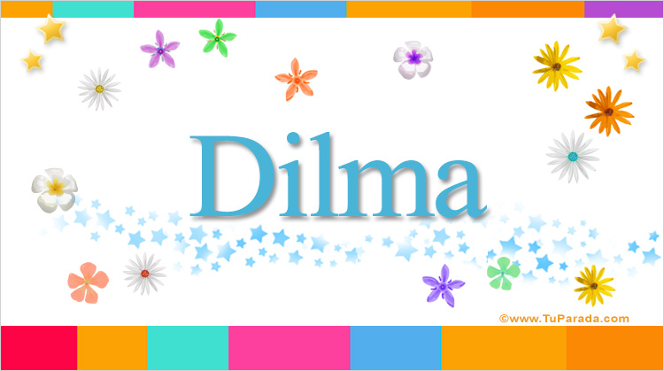 Dilma, imagen de Dilma