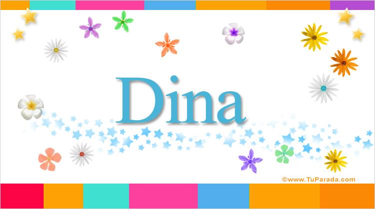 Dina, imagen de Dina