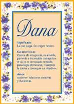 Nombre Dana