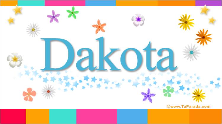 Dakota, imagen de Dakota