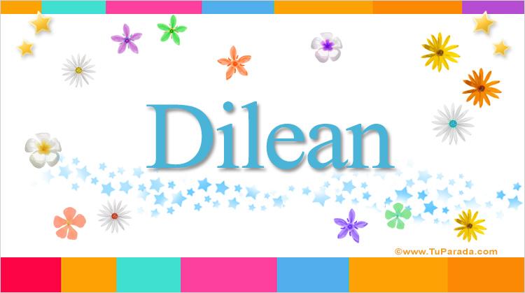 Dilean, imagen de Dilean