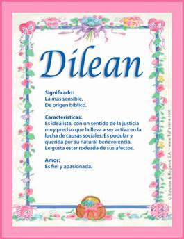 Nombre Dilean