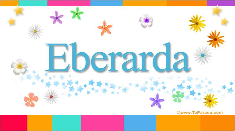 Eberarda, imagen de Eberarda