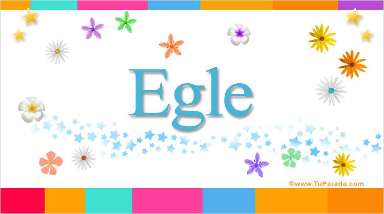 Egle, imagen de Egle