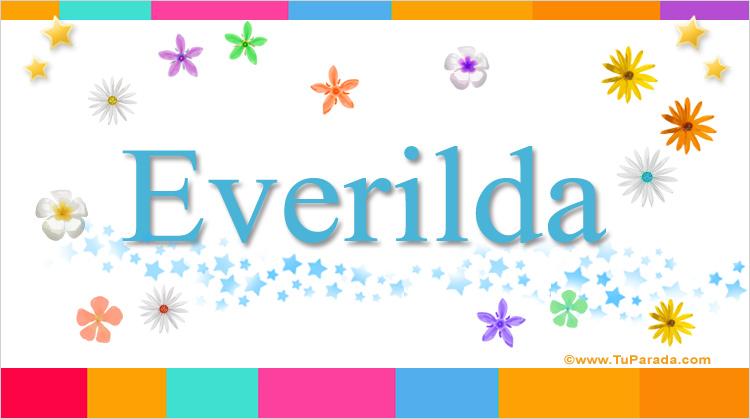 Everilda, imagen de Everilda