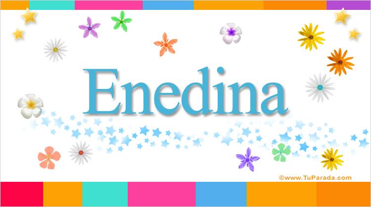 Enedina, imagen de Enedina