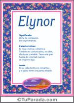 Elynor