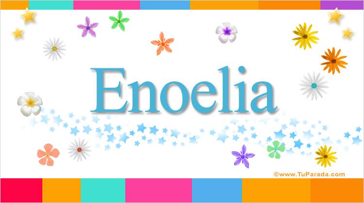 Enoelia, imagen de Enoelia