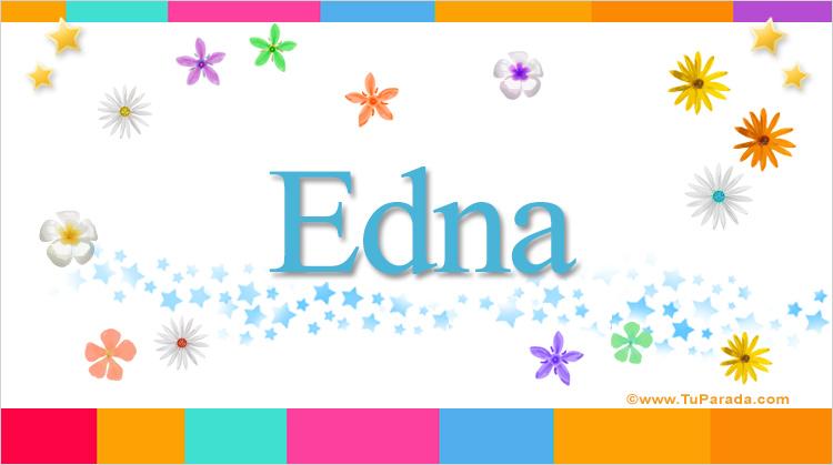 Edna, imagen de Edna