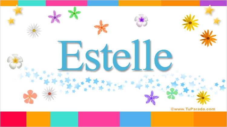 Estelle, imagen de Estelle