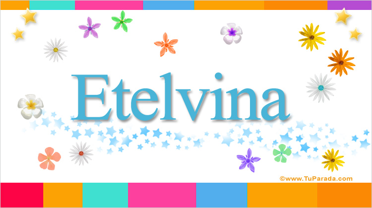 Etelvina, imagen de Etelvina