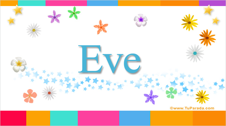 Eve, imagen de Eve