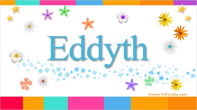Eddyth, imagen de Eddyth