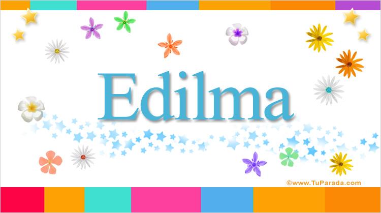 Edilma, imagen de Edilma
