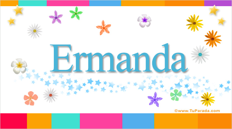 Ermanda, imagen de Ermanda