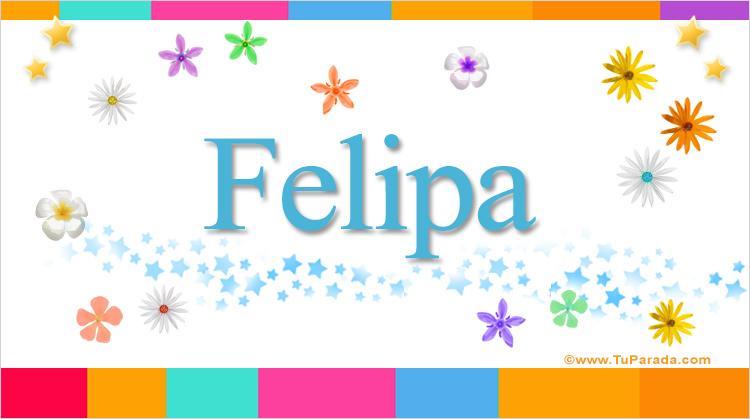 Felipa, imagen de Felipa