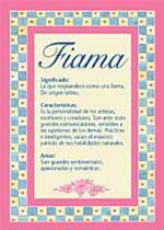 Fiama
