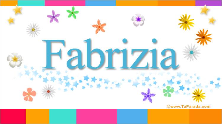 Fabrizia, imagen de Fabrizia