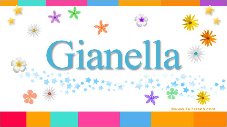 Gianella, imagen de Gianella