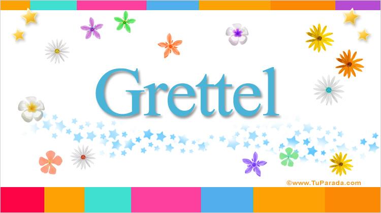 Grettel, imagen de Grettel